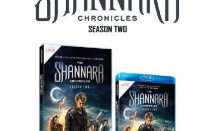 THE SHANNARA CHRONICLES SEASON 2 – AVAILABLE ON BLU-RAY & DVD – 30TH APRIL
