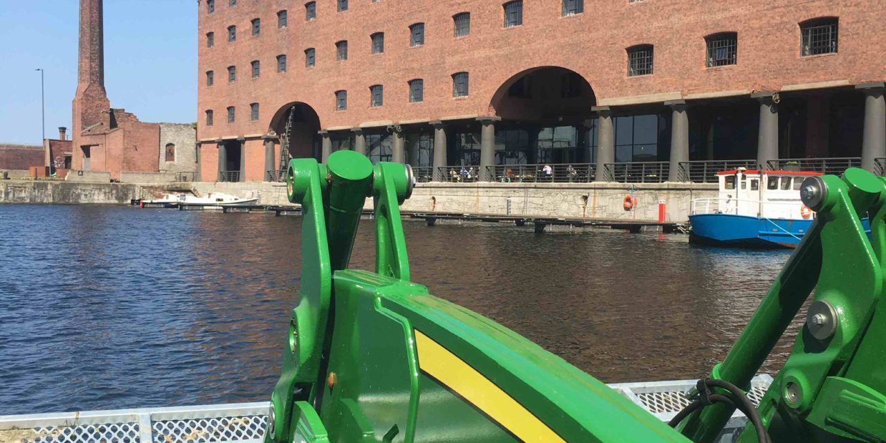 Innovative Liverpool business creating a sea change