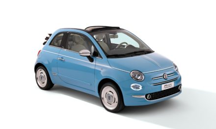 """FIAT 500 """"SPIAGGINA '58"""" – AN EXCLUSIVE BIRTHDAY TRIBUTE TO THE FIAT 500"""