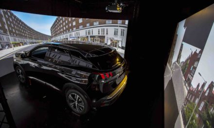 PEUGEOT 3008 SUV ENSURES SAFETY OF FUTURE DRIVING INNOVATIONS AND TRANSPORTATION NETWORKS