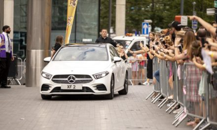 THE NEW MERCEDES-BENZ A-CLASS HAS THE X FACTOR