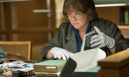 Can You Ever Forgive Me? / 1st February 2019
