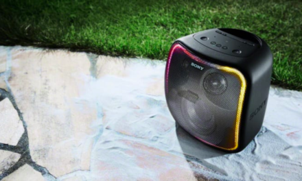 Take the sounds of the festival wherever you go – with the NEW SRS-XB501G portable party speaker from Sony