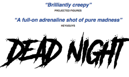 DEAD NIGHT | On DVD 8 October