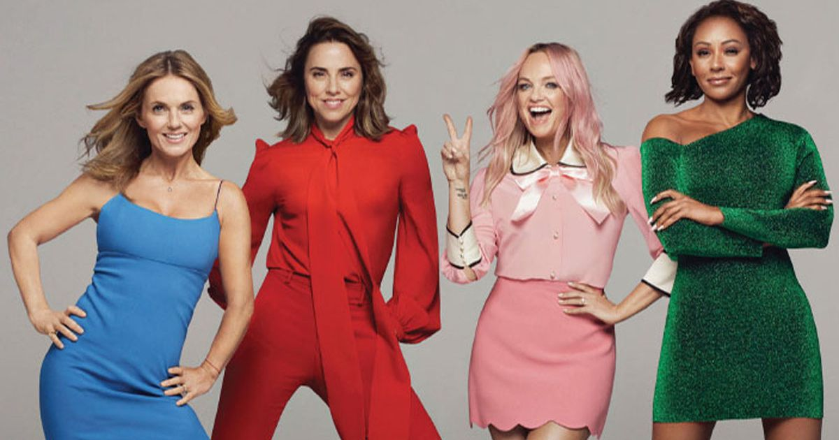 SPICE GIRLS ANNOUNCE 2019 STADIUM TOUR