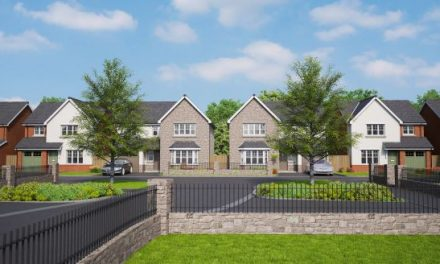 Homes in Abergele fast-tracked to meet phenomenal demand