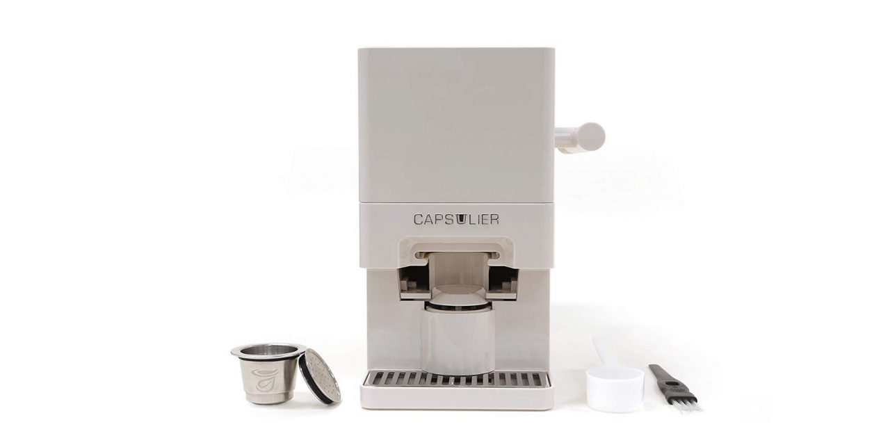 Capsulier Creates Sustainable Coffee Pod Wales Connected